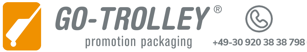 Go-Trolley Promotion Packaging