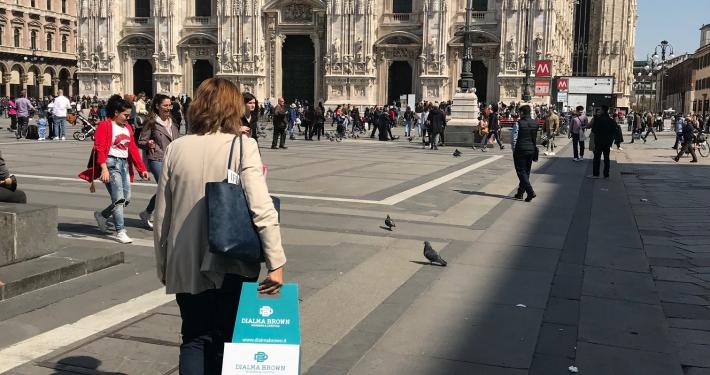 Dialma Brown mit Go-Trolley wieder Nr. 1 auf Möbelmesse ...